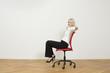 Bürostuhl Frau 17