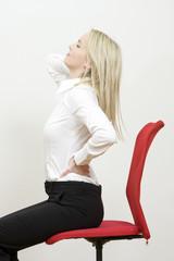 Bürostuhl Frau 5