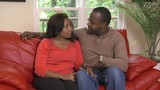 Couple has serious conversation - 128