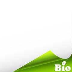 Bio-Slogan