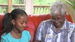 Little girl and grandmother spend quality time - 114