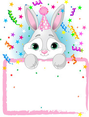 Baby Bunny Birthday