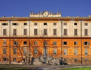 Royal Palace abandoned