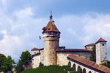 Munot fortification (Schaffhausen, Switzerland) poster