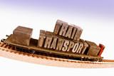 Railway Transport poster