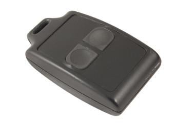 car alarm keyfob isolated on white background