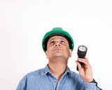 construction inspector poster