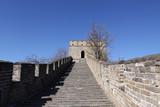 great wall of china mutianyu beijing poster