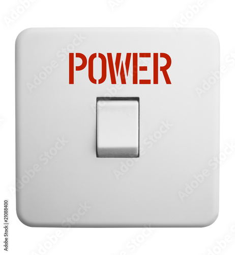 Switch POWER