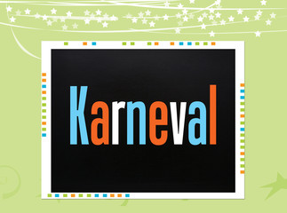 Karneval / Fasching - Concept