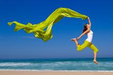 springend