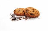 Fototapety Cookies chocolat