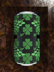 St. Patrick's Day Tin-Can