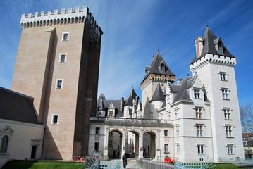 Tourisme au chateau de Pau
