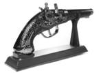 Old pistol poster