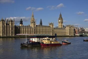 Big Ben and  Westminster Palace  1