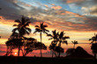 Tropical Hawaiian Sunset