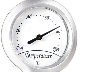 temperature measurement instrument indicator board