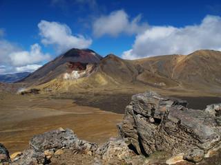 volcanoes in tongariro national park
