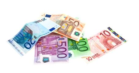 Banconote, euri