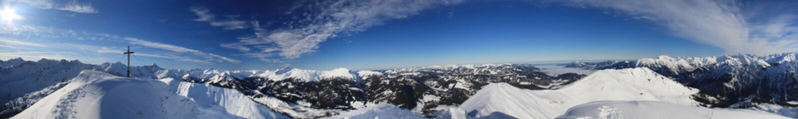 Fellhorn Panorama