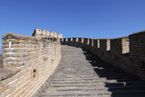 great wall of china mutianyu china poster