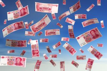 yuan remimbi cinese - china ¥ CNY