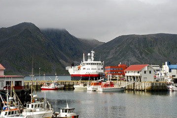 Nordic Harbour (North Cape, Norway)