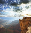 Leinwanddruck Bild - Grand Canyon