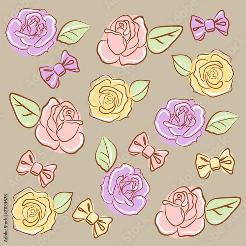Bows`n`roses