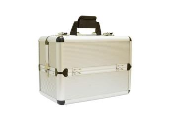 aluminium make-up case