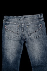 Jeans pockets