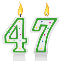 47 ans