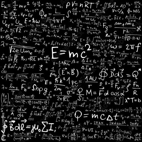 Physikalische Formeln und Gleichungen