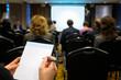 Business seminar. - 21182865