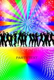 Fototapety Disco Party Sunshine Live
