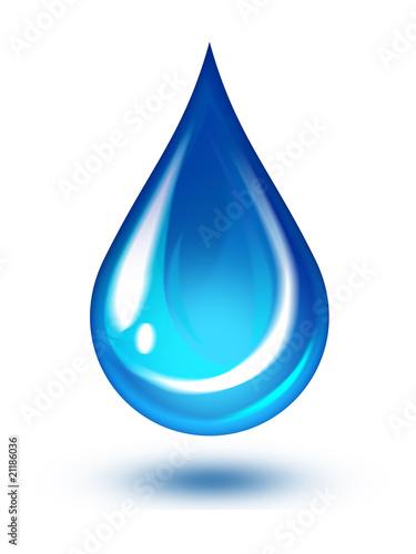 Water drop - 21186036