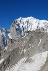 Cima del Monte Bianco