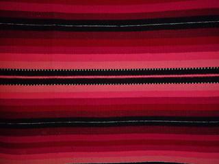 Latvian ethnographical fabric – shatieris