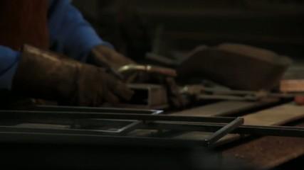 Metallverarbeitung: Schweissen
