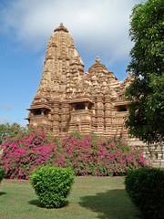 temple at Khajuraho