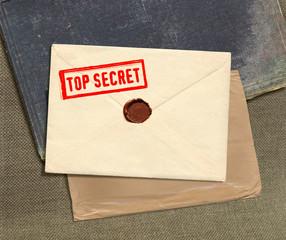 top secret envelope