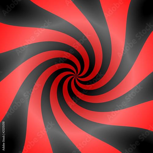 Maelstrom en rouge et noir