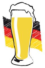 Deutschland Bier