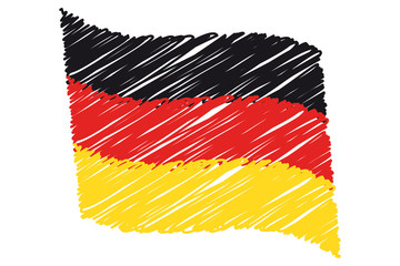 Flage Deutschland