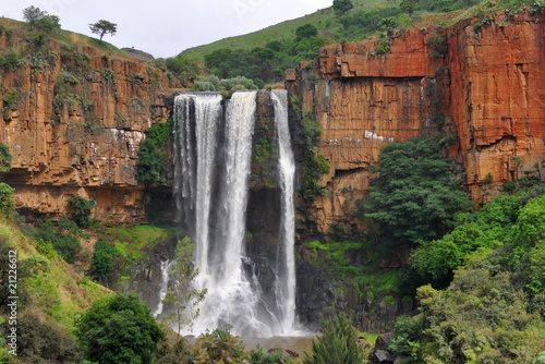 Waterval Boven waterfall