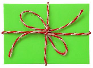 green parcel