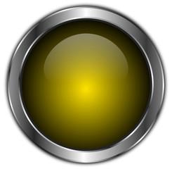 icones boutons jaune