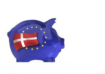 EU Sparschwein, Dänemark