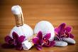 Pochons massage Luk Pra Kob et orchidées